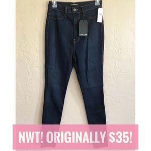 NWT! Fashion Nova High Waisted Jeans